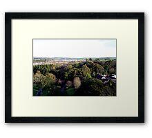 Blarney 2 - The View Framed Print
