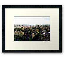 Blarney 2 - The View Framed Print