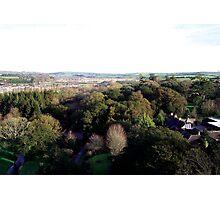 Blarney 2 - The View Photographic Print