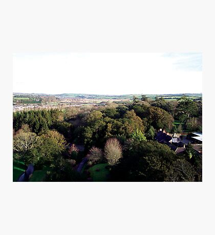 Blarney 2 - The View Photographic Print