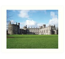 Irish Castle Art Print