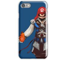 The Plumber's Creed iPhone Case/Skin