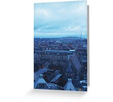 Dublin, Ireland Greeting Card