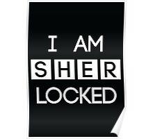 Sherlocked Poster