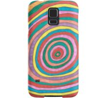Circles Samsung Galaxy Case/Skin
