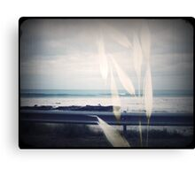 Sea side Canvas Print