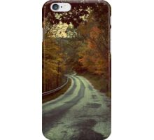nowhere 35 iPhone Case/Skin