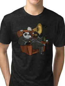 Panda Tri-blend T-Shirt