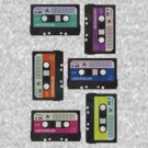 Cassette by ZantheClothing