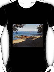 Quiet Corner  Black Rock  Victoria  Australia T-Shirt