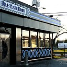 Autumn in Rhode Island | Blue Plate Diner by Jack McCabe