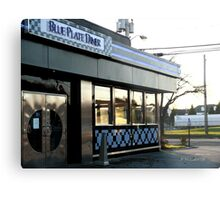 Autumn in Rhode Island | Blue Plate Diner Metal Print