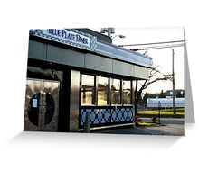 Autumn in Rhode Island | Blue Plate Diner Greeting Card