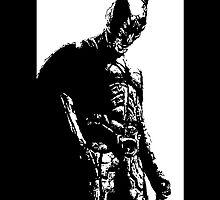 The Dark Knight by TrueNerd