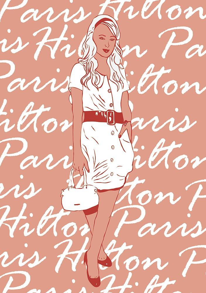 Paris Hilton by jxlove