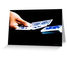 The magic trick Part 3 Greeting Card
