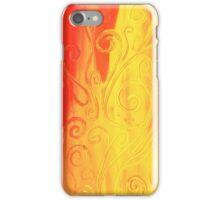 Dancing Flame iPhone Case/Skin