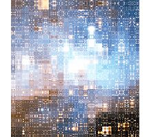 Quilt of Stars Photographic Print