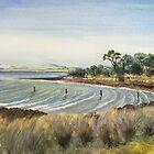 Churchill Island by Ken Tregoning