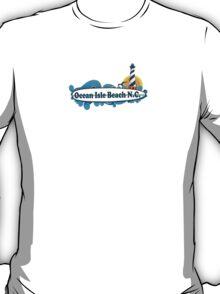 Ocean City Beach - North Carolina. T-Shirt