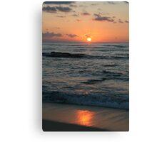 Sunrise 1 Canvas Print