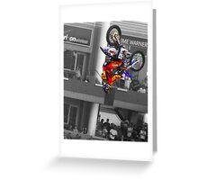 x games 16 Greeting Card