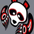 Tribal Panda by JoeConde