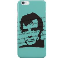 The mad ones iPhone Case/Skin