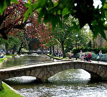 Bourton on the Water by Steve Humby