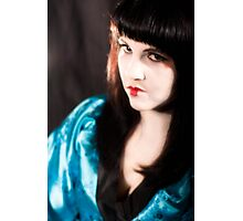 Modern Geisha Photographic Print