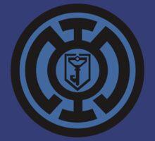 Resistance Blue Lantern by Neon2610
