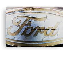 Ford Canvas Print