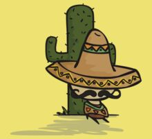 Sleepy Mexican by Jess White