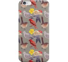 Bird Pattern iPhone Case/Skin