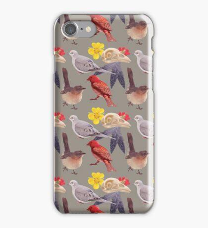 Bird Pattern iPhone Case/Skin