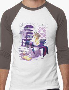 Twilight Sparkle - Bookworm Pony Men's Baseball ¾ T-Shirt