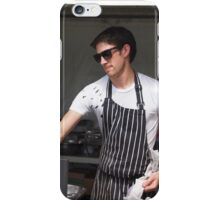 Chefs day off iPhone Case/Skin