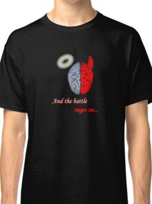 Mind Battle Tee Classic T-Shirt