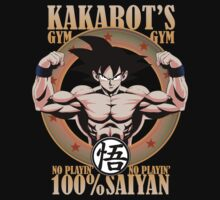 Kakarot's Gym T-Shirt