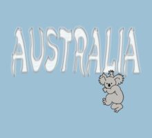 Aussie Koala  by Storm Designs