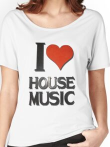 DellaLovesHouse Women's Relaxed Fit T-Shirt