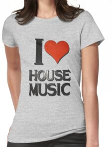 DellaLovesHouse Womens Fitted T-Shirt
