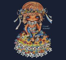 Flower Power TShirt by © Karin Taylor