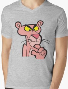 pink panther Mens V-Neck T-Shirt