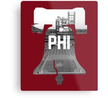 Philadelphia Phils Metal Print