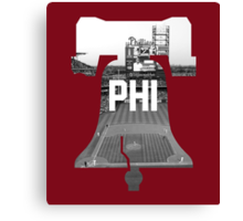 Philadelphia Phils Canvas Print