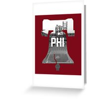 Philadelphia Phils Greeting Card