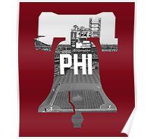 Philadelphia Phils Poster