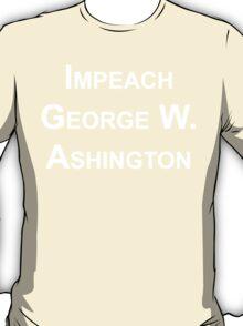 Impeach George Washington T-Shirt