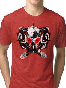 Urban Crossbones Tri-blend T-Shirt